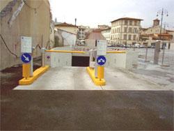 parcheggio piazza ghiberti 2