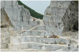 carrara marmo cava apuane