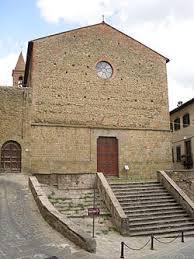 chiesa s.agostino castiglion fiorentino
