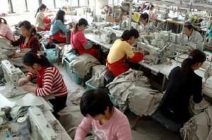 cinesi tessile