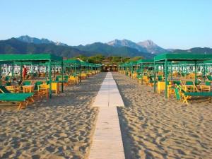 versilia spiaggia