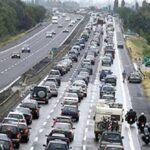 traffico coda autostrada