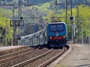 treno trenitalia fs