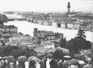 alluvione firenze 1966
