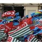 bandiere sindcati confederali