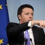 renzi palco unione europea ue