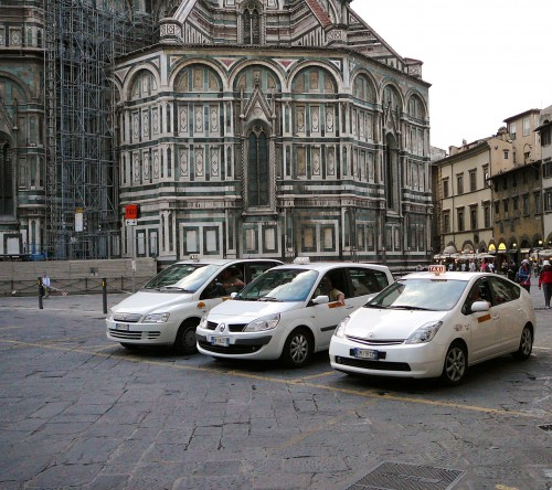 taxi firenze