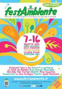 MANIFESTO FESTA 2015