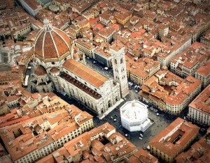Firenze dall'alto