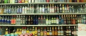 minimarket alcol