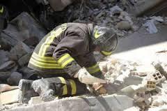 pompieri macerie casa