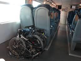 bici pieghevole treno