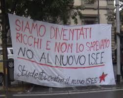studenti contro isee