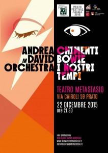 Andrea Chimenti_David Bowie_locandina