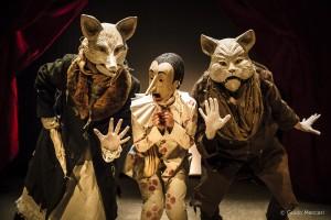 Zaches Teatro, Pinocchio ph Guido Mencari