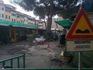 mercato piazza ciompi