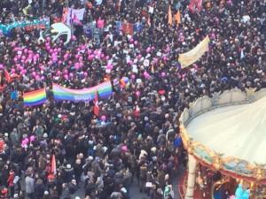 manifestazione svegliati italia