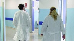 ospedale corsia medici
