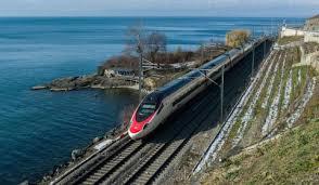 treno alta veolcità freccia