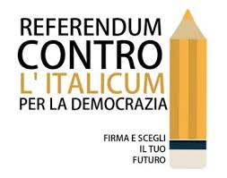 referendum italicum