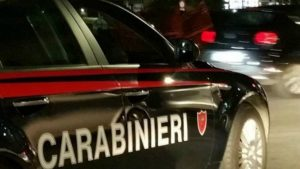 CARABINIERI-AUTO-NOTTE