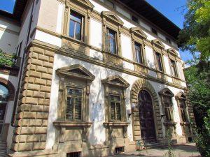 Villa Basilwesky a Firenze
