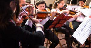 orchestra bambini