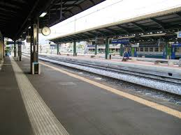 stazione treno vuota