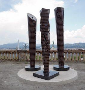 Arte: a Firenze la scultura coreana di Park Eun Sun