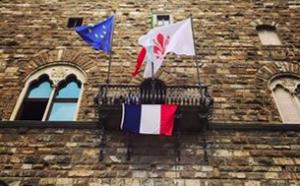 palazzo vecchio bandiera francia