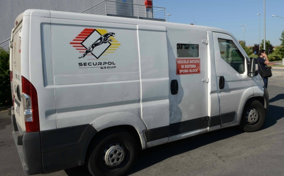 securpol furgone