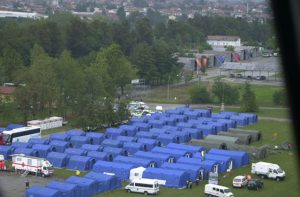 campi protezione civile