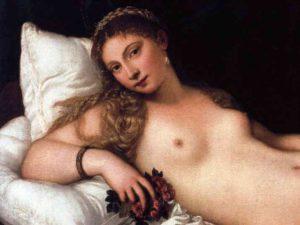 Venere-di-Urbino-dettaglio