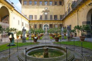 palazzo medici riccardi giardino