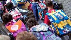 alunni scuola ingresso