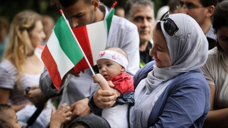 migranti stranieri italia