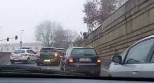 traffico ponte vittoria