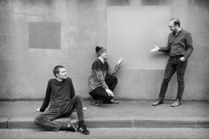 Samuel Blaser Trio - 5 novembre