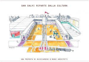 Piazza 13 dicembre 1998 - San Salvi riparte dalla cultura