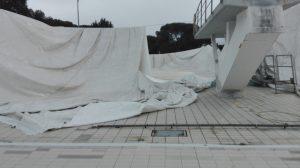 piscina via roma prato danni