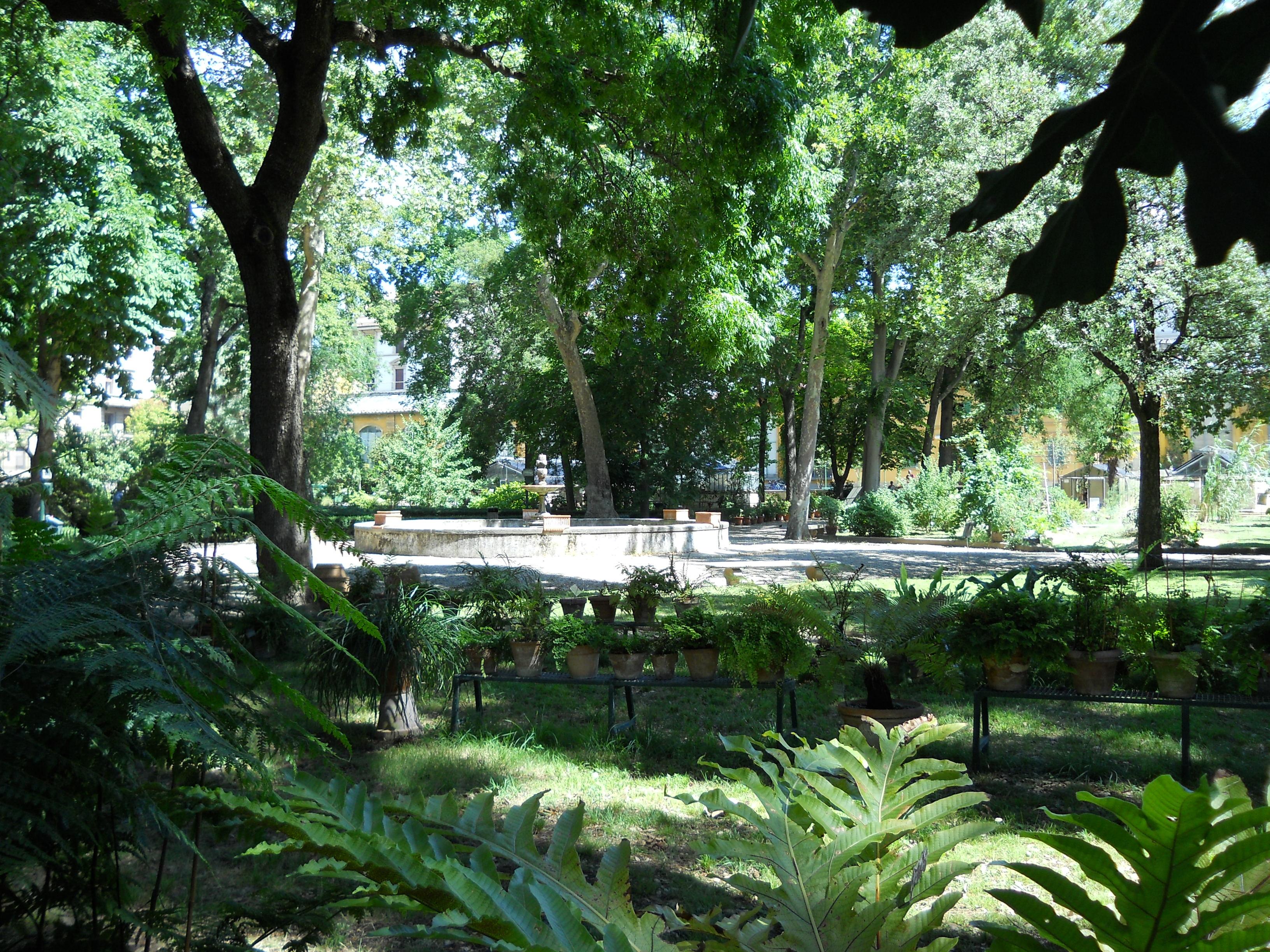 I giardini di firenze e altre curiosità il miraggio di
